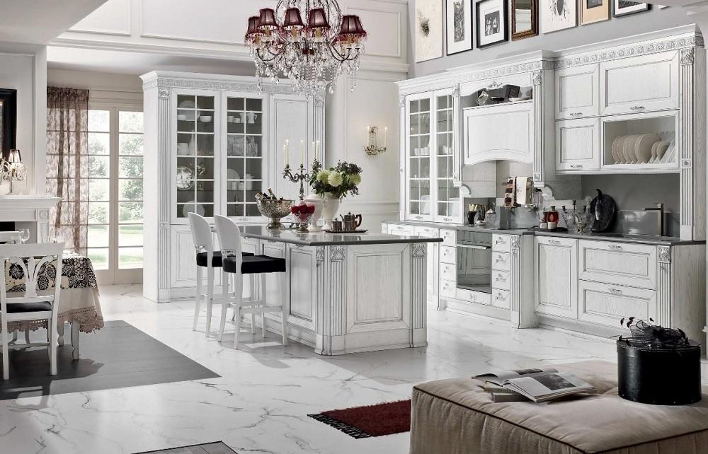 Des cuisines modernes contemporaines classiques et sur - Cuisine cosy brico depot ...